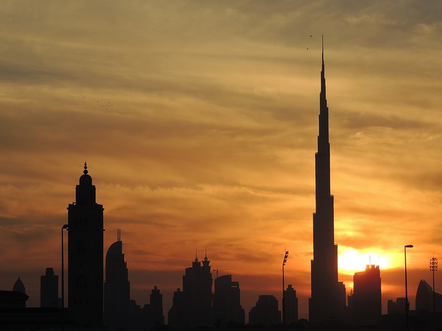 Burj Khalifa | Top places to Visit in Dubai