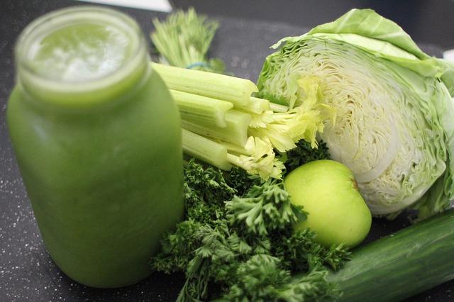 Green Apple Smoothie