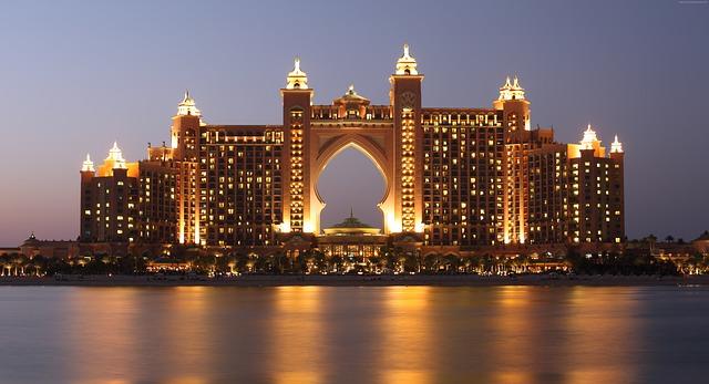 The Atlantis Dubai | Top places to Visit in Dubai