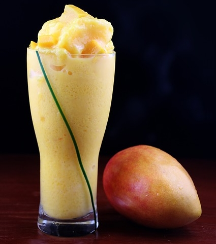 Tropical Morning Smoothie