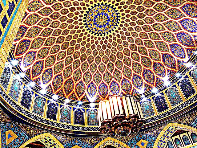 Ibn Battuta Mall | Top places to Visit in Dubai