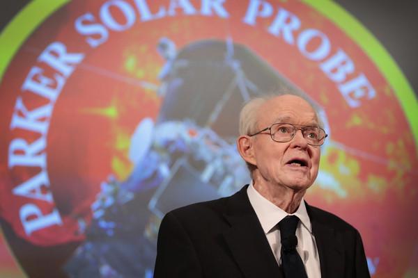 Eugene Parker - Parker Solar Probe