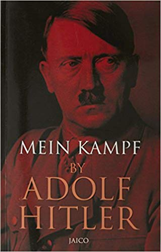 Mein Kampf by Adolf Hitler - Autobiography