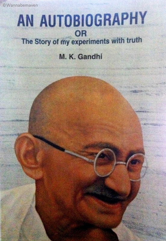 My Experiments with Truth - Best Autobiographies