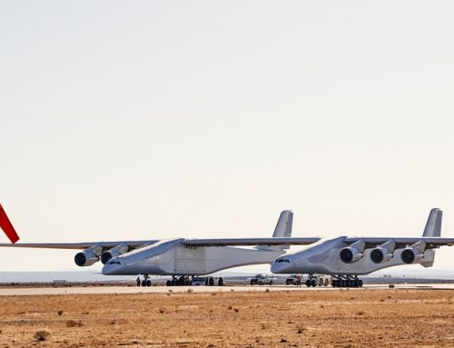 World's Largest Plane is Closer to its First Flight!