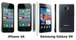 iPhone 4S Vs Galaxy Phones