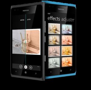 Nokia PureView and Nokia Lumia