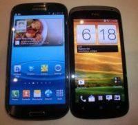 HTC One Vs Samsung Galaxy