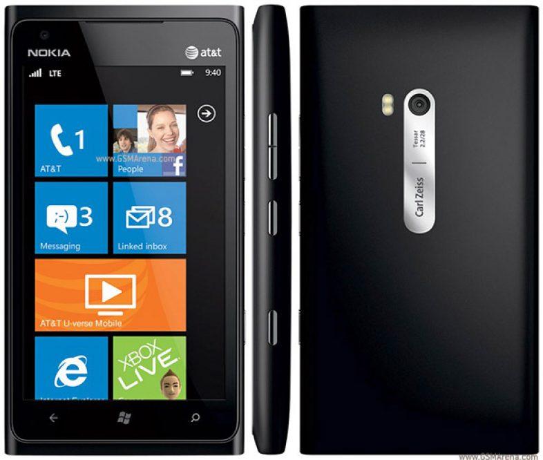 Nokia Lumia 900 Reviews