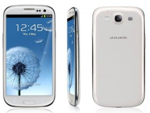 Samsung Galaxy S3 Vs Sony Xperia Phones
