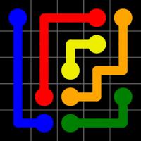 Flow Free Level 4