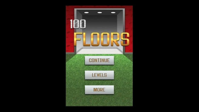 100 Floors App Game