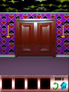 100 doors walkthrough and solution level 8