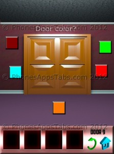 100 doors walkthrough and solution level 9