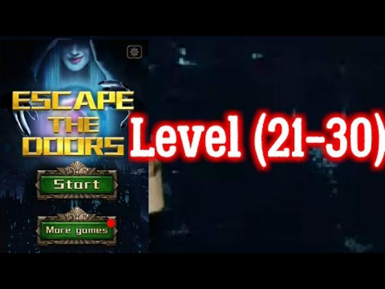 Walkthrough Game Level 21-30