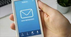 Email Setup on Phone