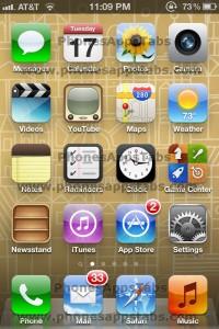 iOS built-in Reminder App