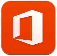 MS Office in iPhone