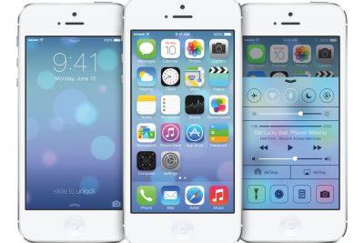 Apple iOS 7 Launch