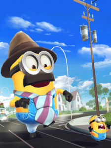 Despicable Me Minion Rush App