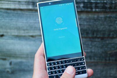 Steps to Unlock BlackBerry Phone