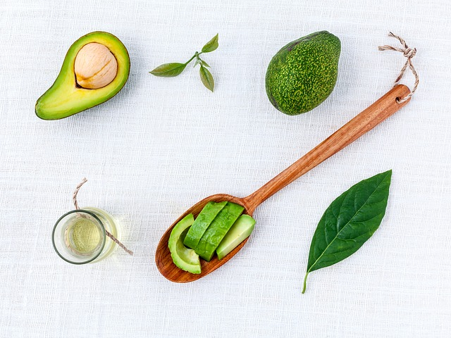 Avocado and Honey Acne Mask