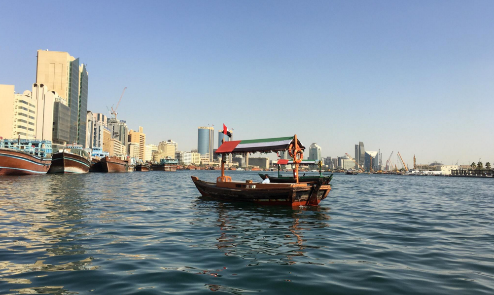 Dubai Creek | Top places to Visit in Dubai