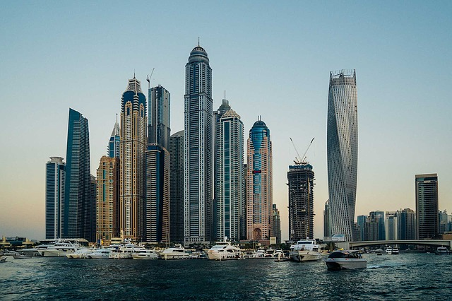 Dubai Marina | Top places to Visit in Dubai