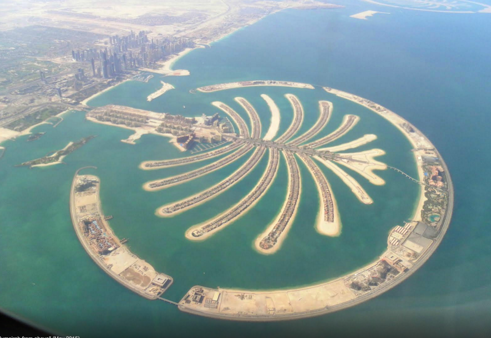 Palm Islands | Top places to Visit in Dubai