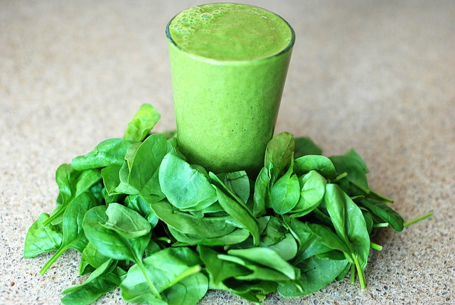 Sweet Spinach Smoothie Recipe