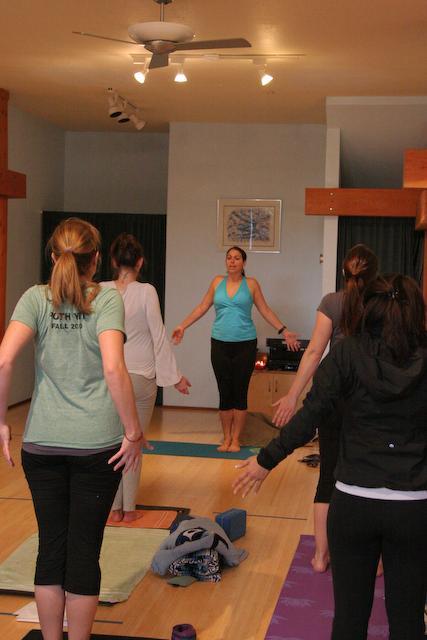 The Mountain Pose (Tadasana) |10 Excellent Yoga Poses for Beginners