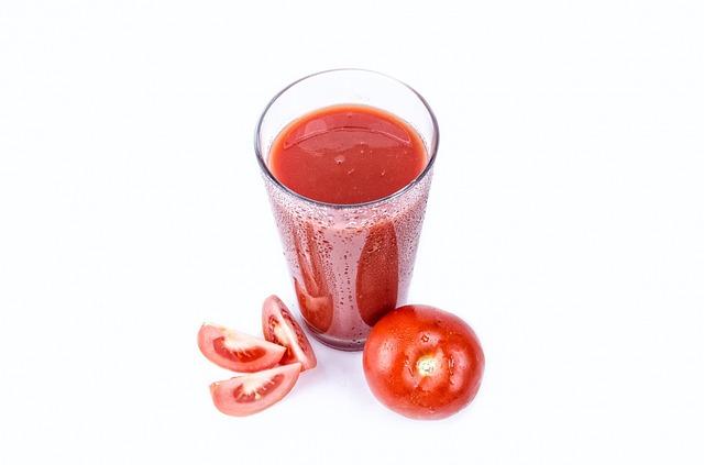 Tomato Smoothie Recipe