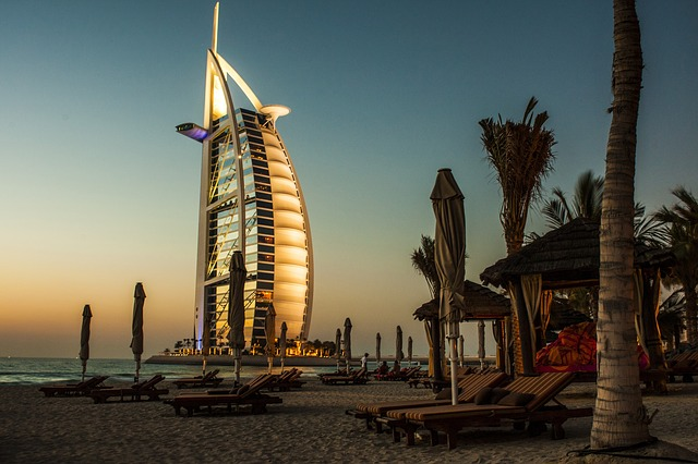 Burj Al Arab | Top places to Visit in Dubai