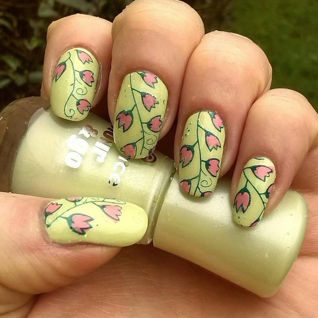 Green Screams Spring