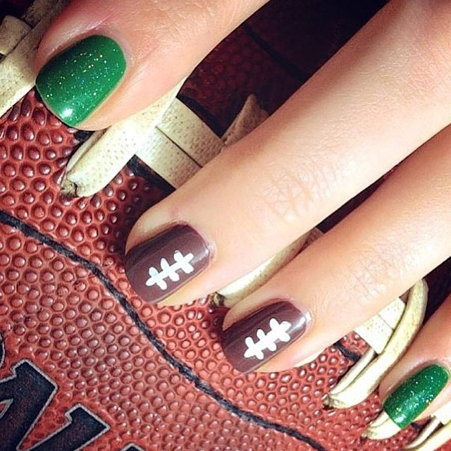 Generic Football Nails
