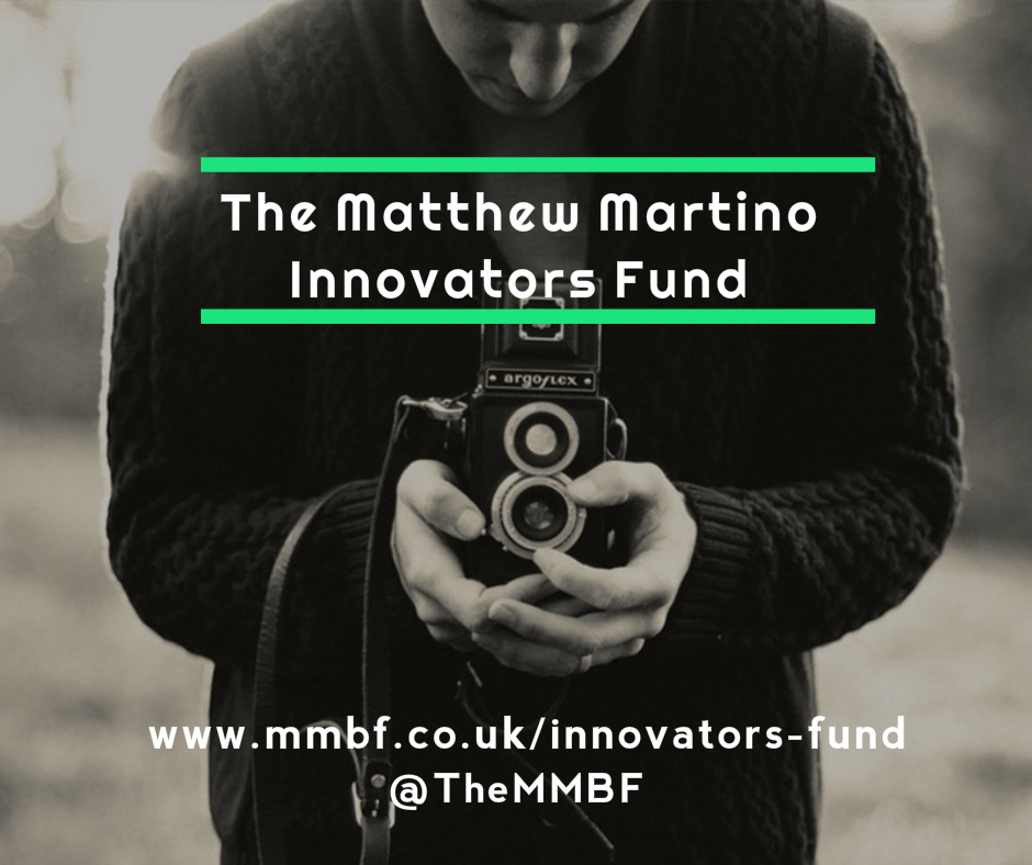 Bring Your Inner Creative out with Matthew Martino Innovators Fund