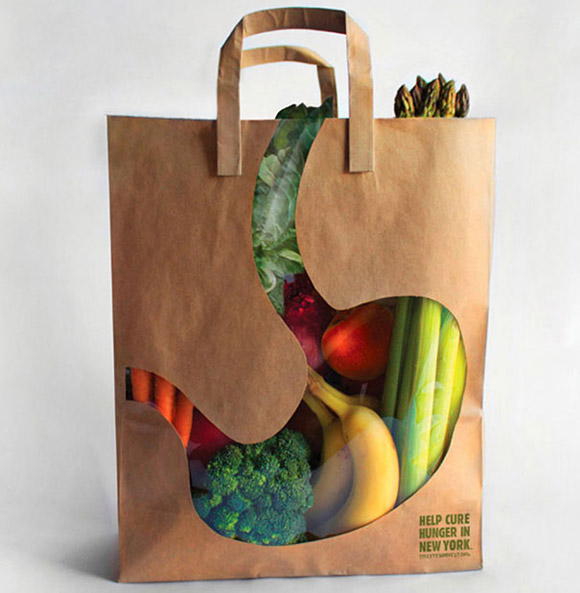 Fruits And Vegetable Shopping Bag