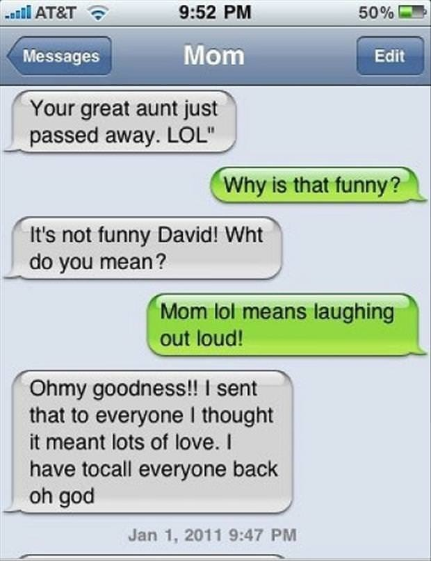 LOL | Funniest Text Messages between Parents and Children