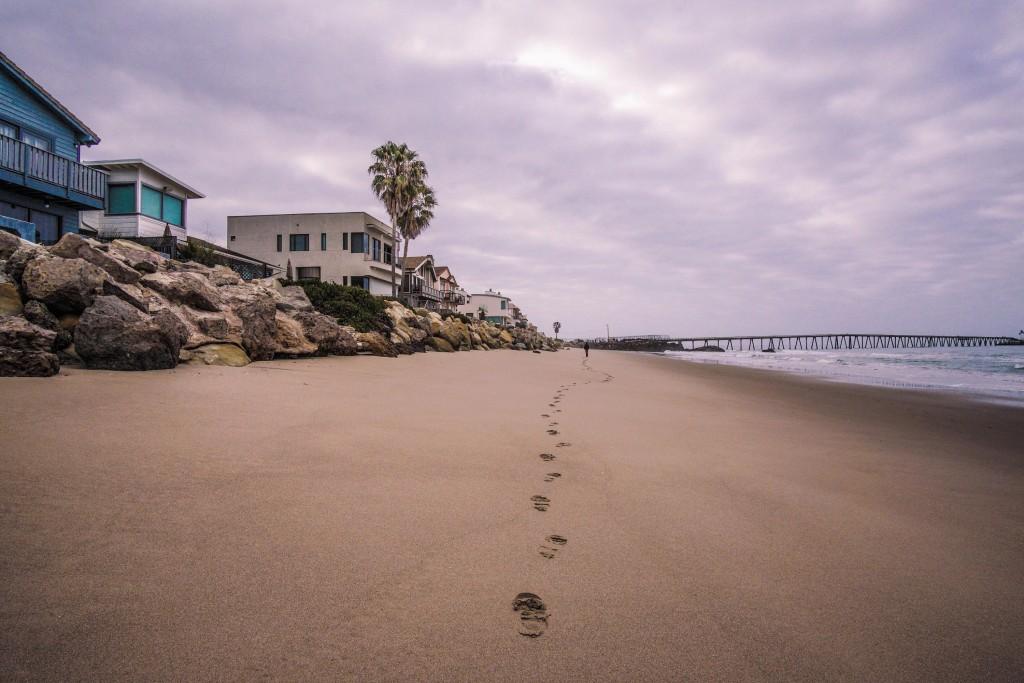 Beach Via StockSnap