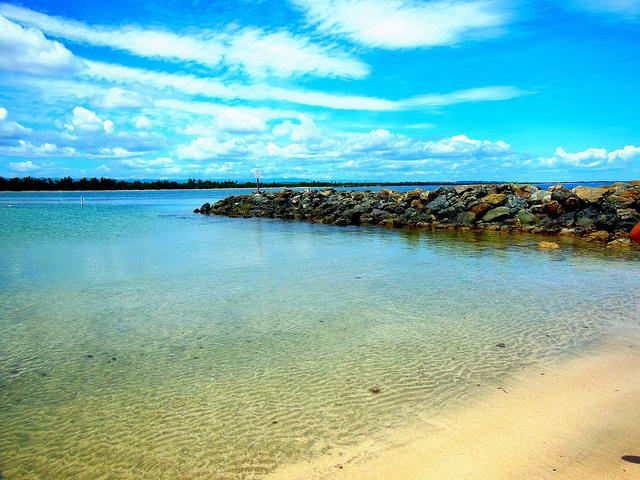 Beach via Flickr