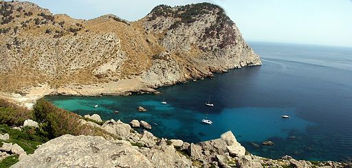 Mallorca Formento Via WikiMedia Common