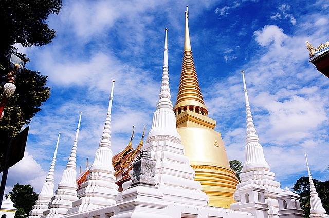 Pagoda Temple Thailand