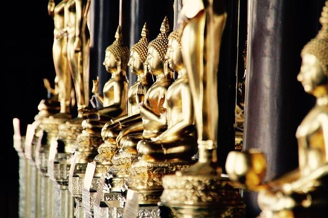 Wat Suthat Royal Temple Bangkok