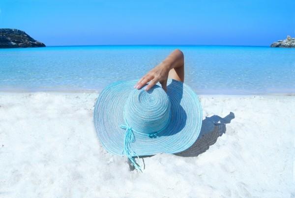 fashion model beach Via Visual Hunt