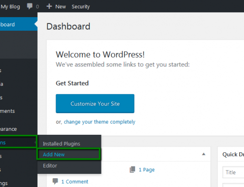 How To Add Your First Plugin To WordPress Directory