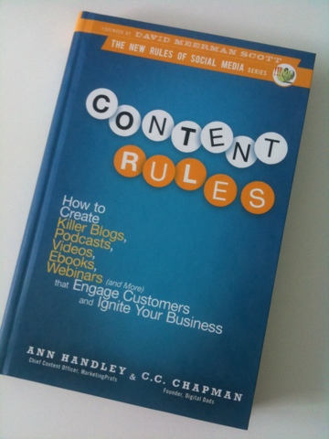 Content Rules How to Create Killer Blogs, Podcasts, Videos, Ebooks, Webinars