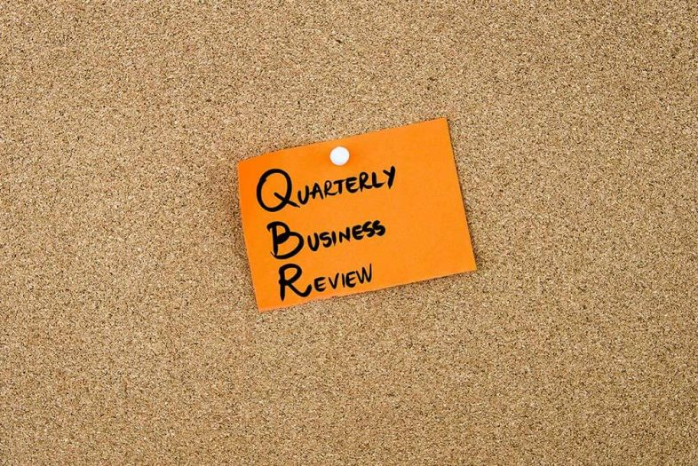 Good QBR Reviews