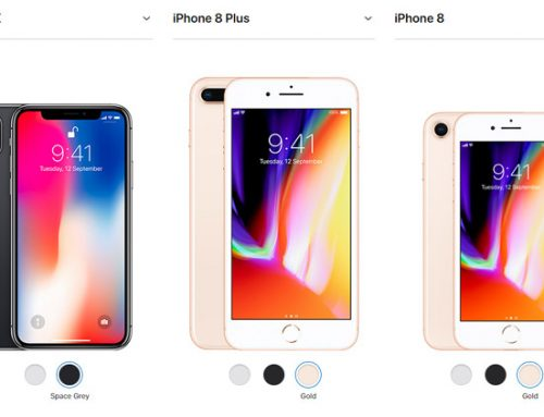 The Key Differences Between the iPhone X and the iPhone 8 and 8 Plus
