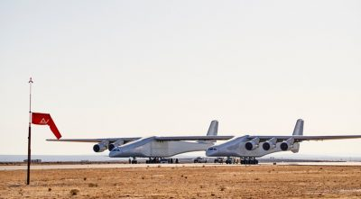 Stratolaunch - Largest Plane