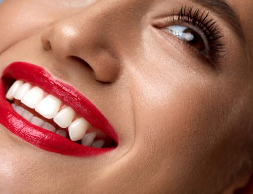 How do you get white and beautiful teeth?